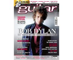Guitar 12 2015 Printausgabe oder PDF Download