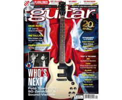 Guitar 12 2016 Printausgabe oder PDF Download