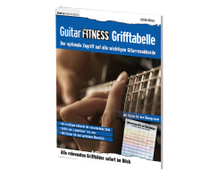 Guitar Fitness Grifftabelle