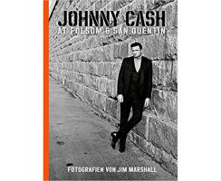 Johnny Cash at Folsom & San Quentin - Bildband