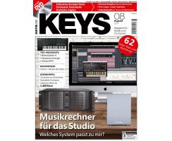 Keys 08 2017 Printausgabe oder PDF Download