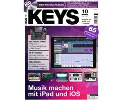 Keys 10 2017 Printausgabe oder PDF Download