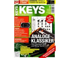 Keys 07 2010 Printausgabe oder PDF Download