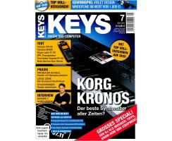 Keys 07 2011 Printausgabe oder PDF Download