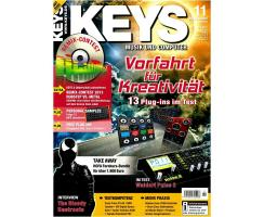 Keys 11 2013 Printausgabe oder PDF Download