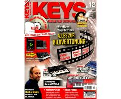 Keys 12 2013 Printausgabe oder PDF Download