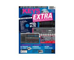 Keys Extra 1/2015 Best of Products mit Keys Personal Samples