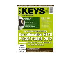 Keys Pocketguide 2012 mit Magix Samplitude 11 silver...