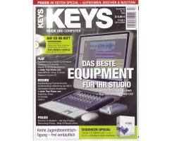 Keys Sonderheft 2009 Sonderheft Nr. 17 Das Beste Equipment