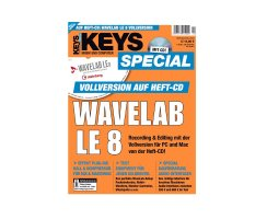 Keys Special Wavelab LE 8 Vollversion