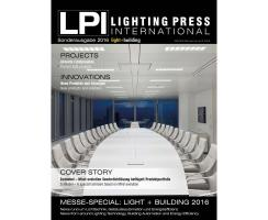 LPI Sonderausgabe light+building 2016