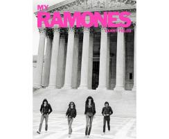 My Ramones - by Danny Fields-Bildband