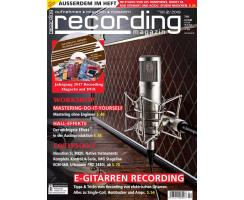 Recording Magazin 02 2019 Printausgabe oder PDF Download