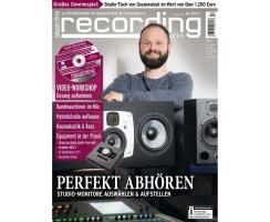 Recording Magazin 04 2017 Printausgabe oder PDF Download