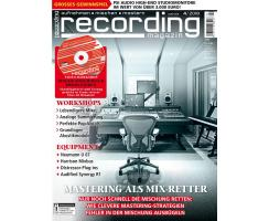 Recording Magazin 04 2018 Printausgabe oder PDF Download