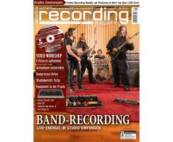 Recording Magazin 05 2017 Printausgabe oder PDF Download