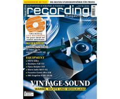 Recording Magazin 05 2018 Printausgabe oder PDF Download