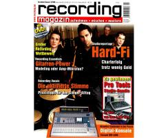 Recording Magazin 01 2008 Printausgabe oder PDF Download