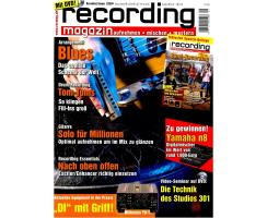 Recording Magazin 01 2009 Printausgabe oder PDF Download