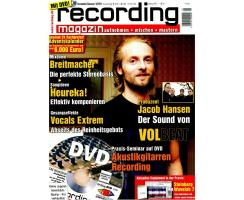Recording Magazin 01 2011 Printausgabe oder PDF Download