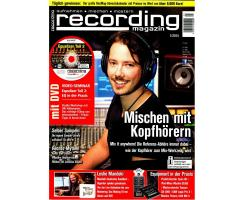 Recording Magazin 01 2014 Printausgabe oder PDF Download