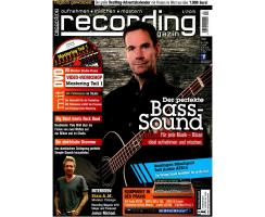 Recording Magazin 01 2015 Printausgabe oder PDF Download