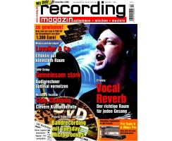 Recording Magazin 02 2011 Printausgabe oder PDF Download