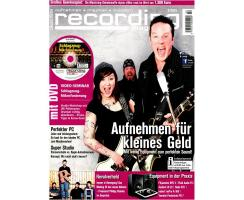 Recording Magazin 02 2014 Printausgabe oder PDF Download