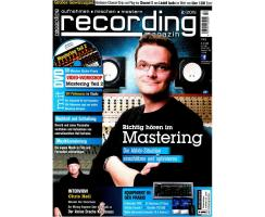 Recording Magazin 02 2015 Printausgabe oder PDF Download
