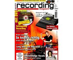 Recording Magazin 03 2012 Printausgabe oder PDF Download