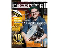 Recording Magazin 03 2016 Printausgabe oder PDF Download