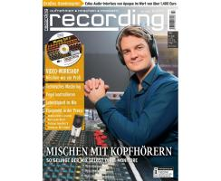 Recording Magazin 03 2017 Printausgabe oder PDF Download