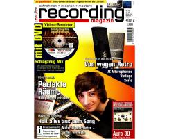 Recording Magazin 04 2012 Printausgabe oder PDF Download