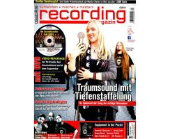 Recording Magazin 04 2014 Printausgabe oder PDF Download