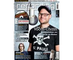Recording Magazin 04 2015 Printausgabe oder PDF Download