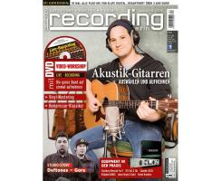 Recording Magazin 04 2016 Printausgabe oder PDF Download
