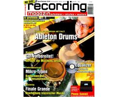 Recording Magazin 05 2010 Printausgabe oder PDF Download