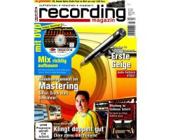 Recording Magazin 05 2011 Printausgabe oder PDF Download