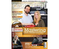 Recording Magazin 05 2015 Printausgabe oder PDF Download