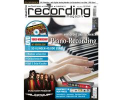 Recording Magazin 05 2016 Printausgabe oder PDF Download