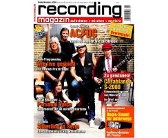 Recording Magazin 06 2008 Printausgabe oder PDF Download