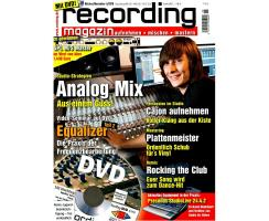 Recording Magazin 06 2010 Printausgabe oder PDF Download