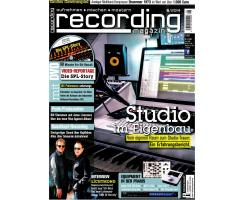 Recording Magazin 06 2014 Printausgabe oder PDF Download