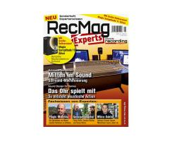 Recording Magazin RecMag Experts mit Samplitude 11 Silver...