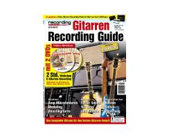 Recording Magazin Sonderheft: Gitarren Recording Guide
