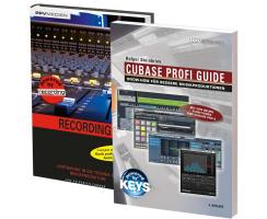 Recording und Cubase Profi Guide - Bundle