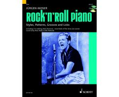 Rock\'n\'Roll Piano - Styles, Patterns, Grooves and Licks