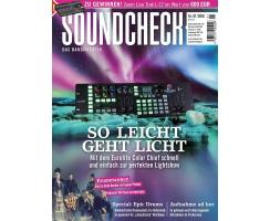 SOUNDCHECK 01 2018 Printausgabe oder PDF Download
