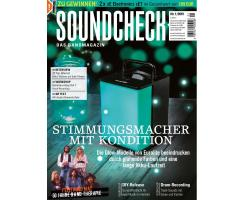 SOUNDCHECK 01 2019 Printausgabe oder PDF Download
