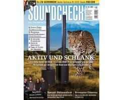 SOUNDCHECK 02 2018 Printausgabe oder PDF Download